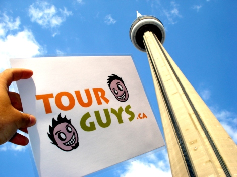 Tour Guys CN Tower