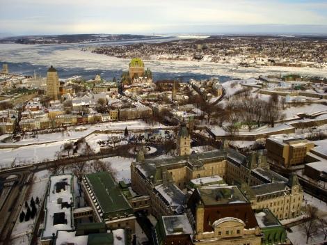 QuebecCityWinter
