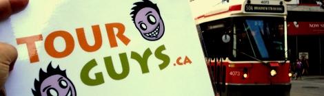 TTC Streetcar and Tour Guys Logo