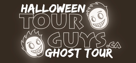tg logo halloween ghost tour