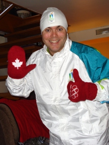 Jason 2010 Olympic Winter Games Torchbearer