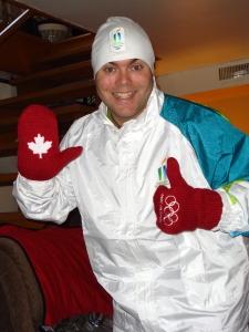 Jason 2010 Olympic Winter Games Torchbearer
